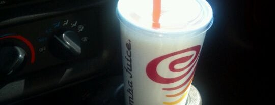Jamba Juice Westlake Village is one of Favorite places.