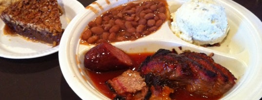 Cowpokes Bar-B-Q is one of BBQ Joints in Texas.
