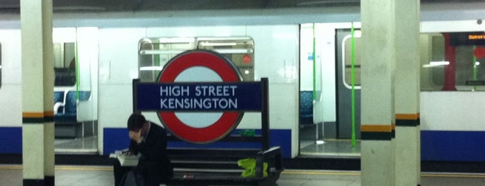 Kensington High Street is one of London as a local.