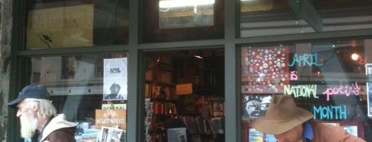 Left Bank Books is one of Booked in Seattle.