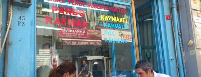 Pando Kaymak is one of Arda'nın Seyir Defteri.