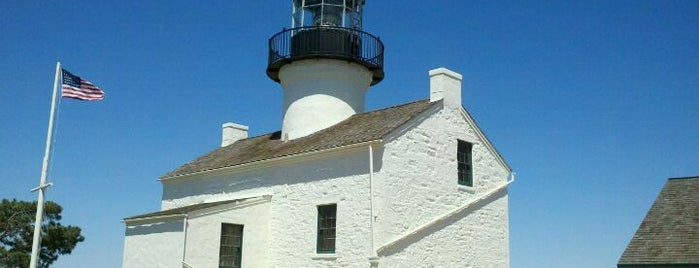 Old Point Loma Lighthouse is one of Out and About in San Diego.