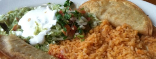 Los Gallos Mexican Grill is one of friends @ me only.
