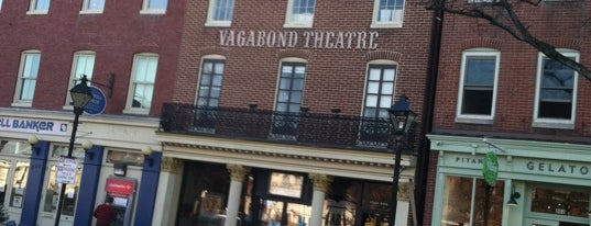 Vagabond Players is one of Bmore Theatres.