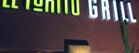 El Torito Grill is one of David & Dana's LA BAR & EATS!.