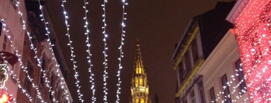 Grand Place is one of Guide to Brussels's best spots.