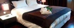 Hotel Mercure Hevelius is one of Noclegi i SPA #4sqcities.