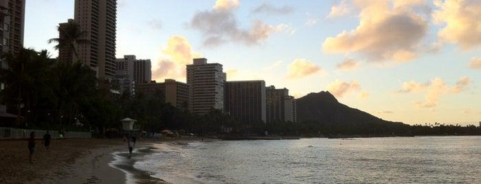 Waikīkī Beach is one of Bucket List Places.