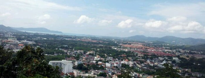 Rang Hill is one of จุดชมวิว/ view point.