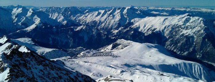 L'Alpe d'Huez is one of Favoris.