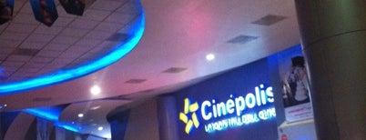 Cinépolis is one of Df.