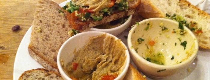 Le Pain Quotidien is one of LA Dining Bucket List!.