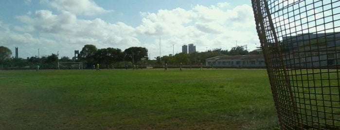 Campo Poliesportivo is one of UFRN.