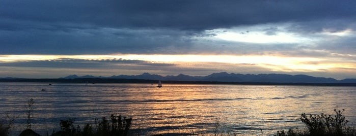 Golden Gardens Park is one of Must-have Experiences in Seattle.