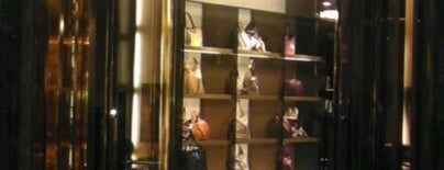 Gucci is one of Shopping.
