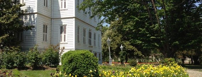 Maslak Kasrı is one of Tarih/Kültür (Marmara).