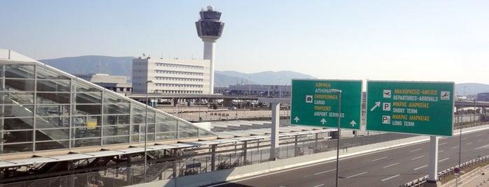 Flughafen Athen Eleftherios Venizelos (ATH) is one of World Airports.