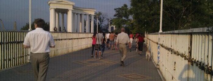 The Tyoschin Bridge is one of Top 10 favorites places in Одесса, Ukraine.
