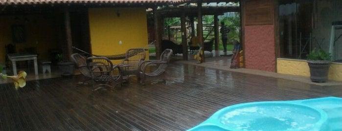 Pousada da Roça is one of Hostels e pousadas.