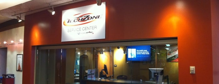 TechZone Service Center is one of BloNo.