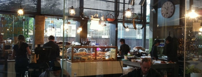 Outpost Cafe is one of The Best of South Yarra.
