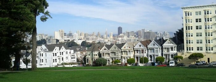 Alamo Square is one of Eat, Drink & Enjoy San Francisco.