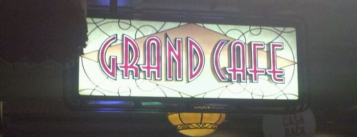 Grand Cafe at Palace Station is one of Las vegas.
