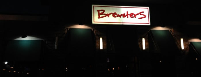 Brewsters Bistro and Pub is one of Work lunch spots.