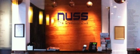 NUSS Suntec City Guild House is one of To Check Out - Chillax.