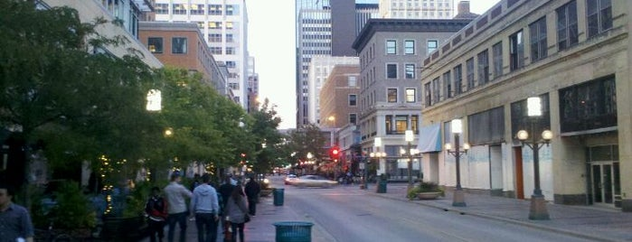 Nicollet Mall is one of Best places in Minneapolis, MN.