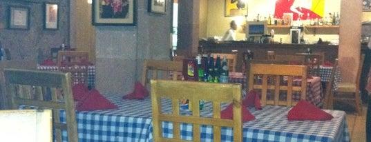 Trattoria il Goloso is one of 20 favorite restaurants.