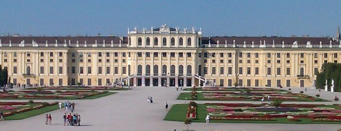 Schloss Schönbrunn is one of Vienna, Austria - The heart of Europe - #4sqCities.