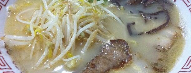 元祖熊本ラーメン こだいこ is one of ramen.