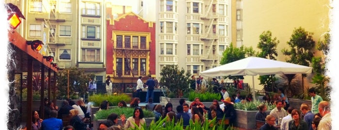 The Best Outdoor Bars in San Francisco