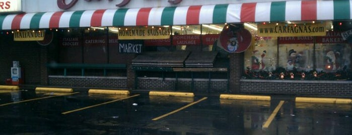 Carfagna's Market is one of The 15 Best Places for a Pizza in Columbus.