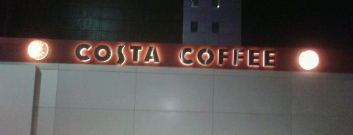 Costa Coffee is one of Top 10 favorites places in Pune, India.