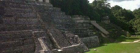 Zona Arqueológica de Palenque is one of Trips / Mexico.
