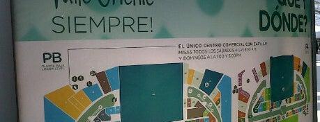 Galerías Valle Oriente is one of Centros Comerciales en Monterrey México.