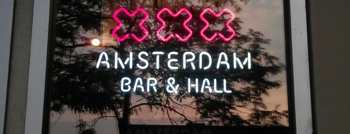 Amsterdam Bar & Hall is one of The 15 Best Spacious Places in Saint Paul.