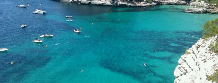 Cala Mitjana is one of MENORCA AGOSTO 12.