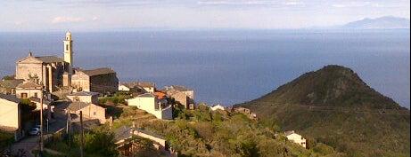 Hotel La Corniche San Martino di Lota is one of Corsica.