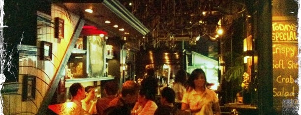 Fat Gut'z Saloon is one of Clubs&Bars FindYourEventInBangkok.