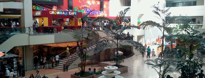 Palm Square is one of Top picks for Malls.