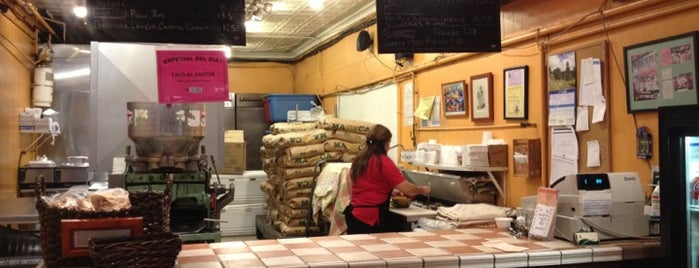 Tortilleria Sinaloa is one of Baltimore's Best Mexican Restaurants - 2012.