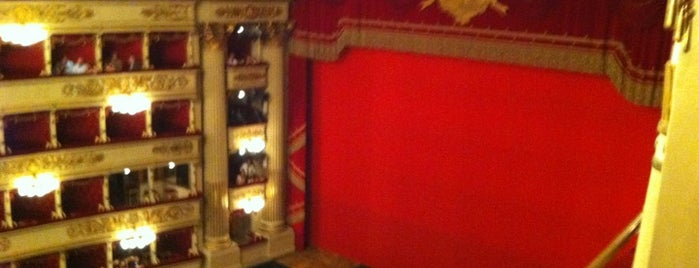 Teatro alla Scala is one of Best places in Milan.