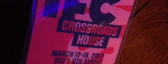 IFC Crossroads House @ Vice Bar is one of B. Locations.