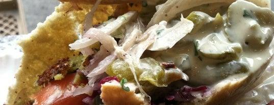 NYC - Falafel Favorites
