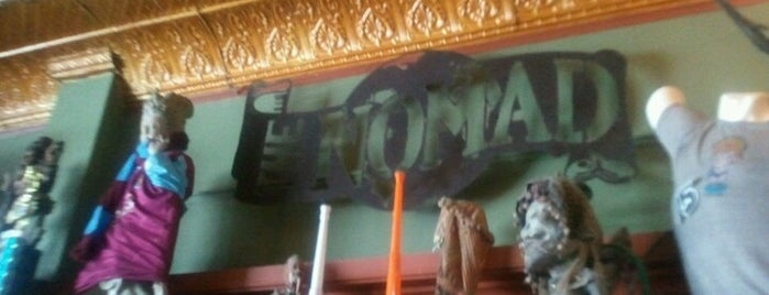 Nomad World Pub is one of A Traveler's Guide to Milwaukee.
