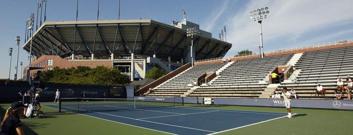 Court 7 - USTA Billie Jean King National Tennis Center is one of US Open.