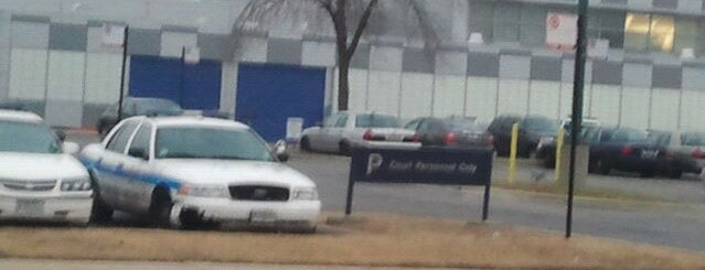 Chicago Police Dept Area 2 is one of Work.